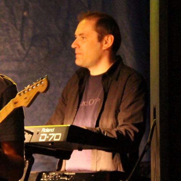 Erwin Drieghe - keyboards