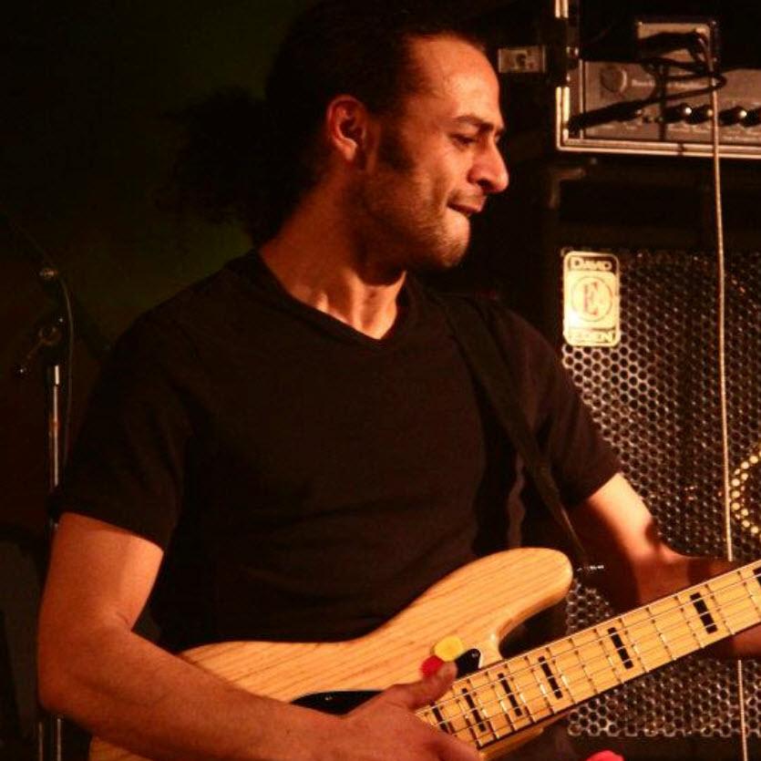 Michel Sadin - basgitaar