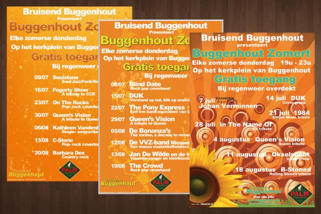 Buggenhout Zomert