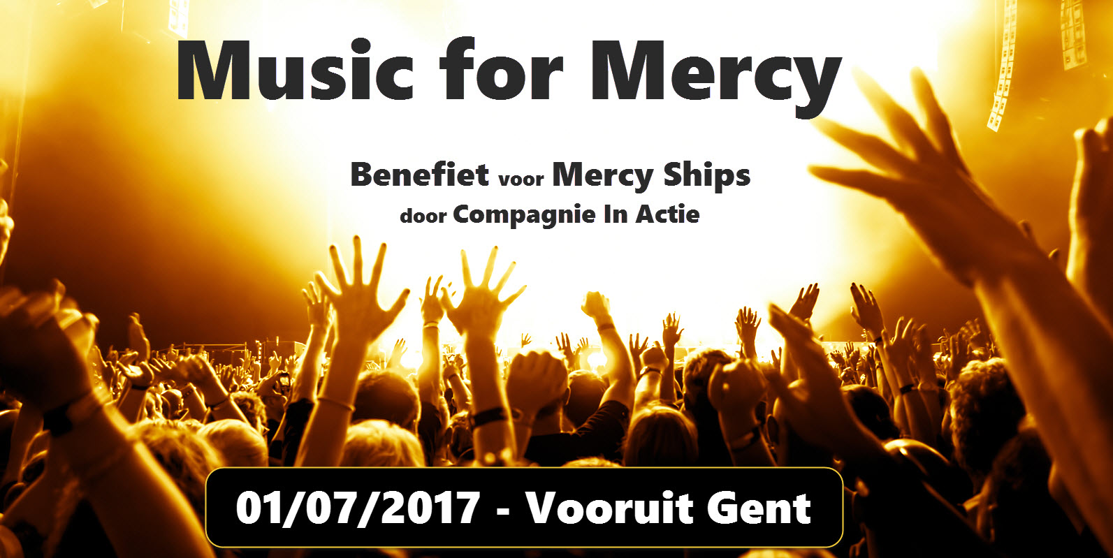 Music for Mercy