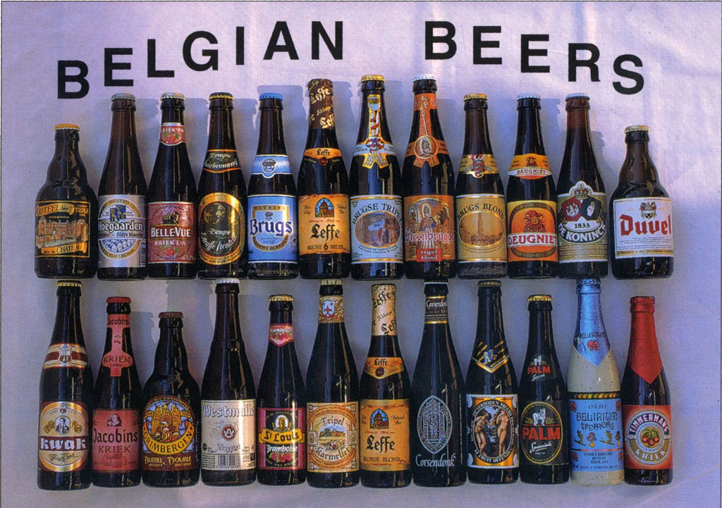 Zware bieren