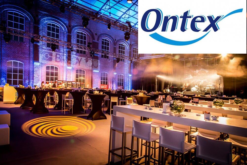 Bedrijfsfeest Ontex