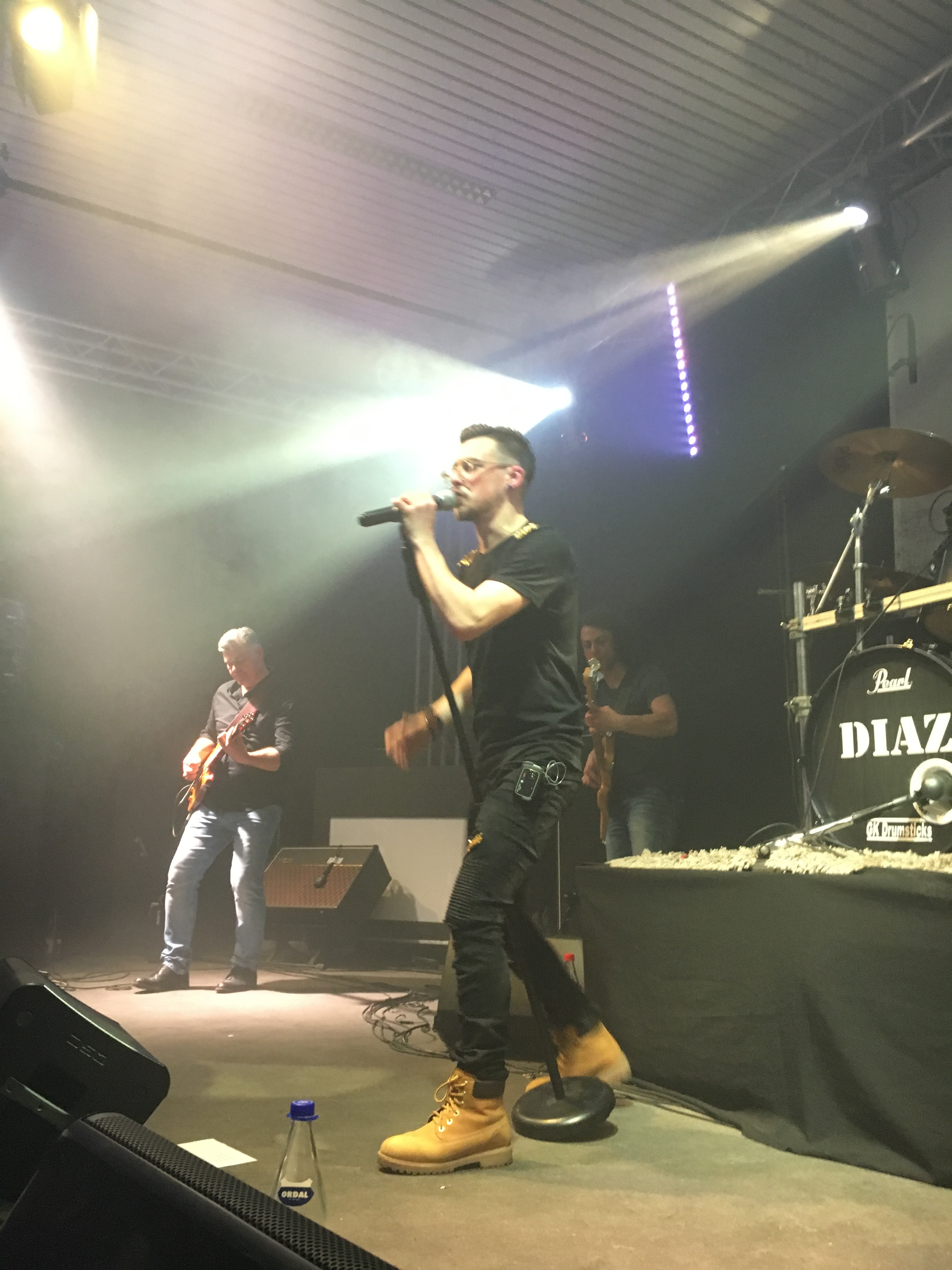 Coverband Diaz fanbal 2018_15