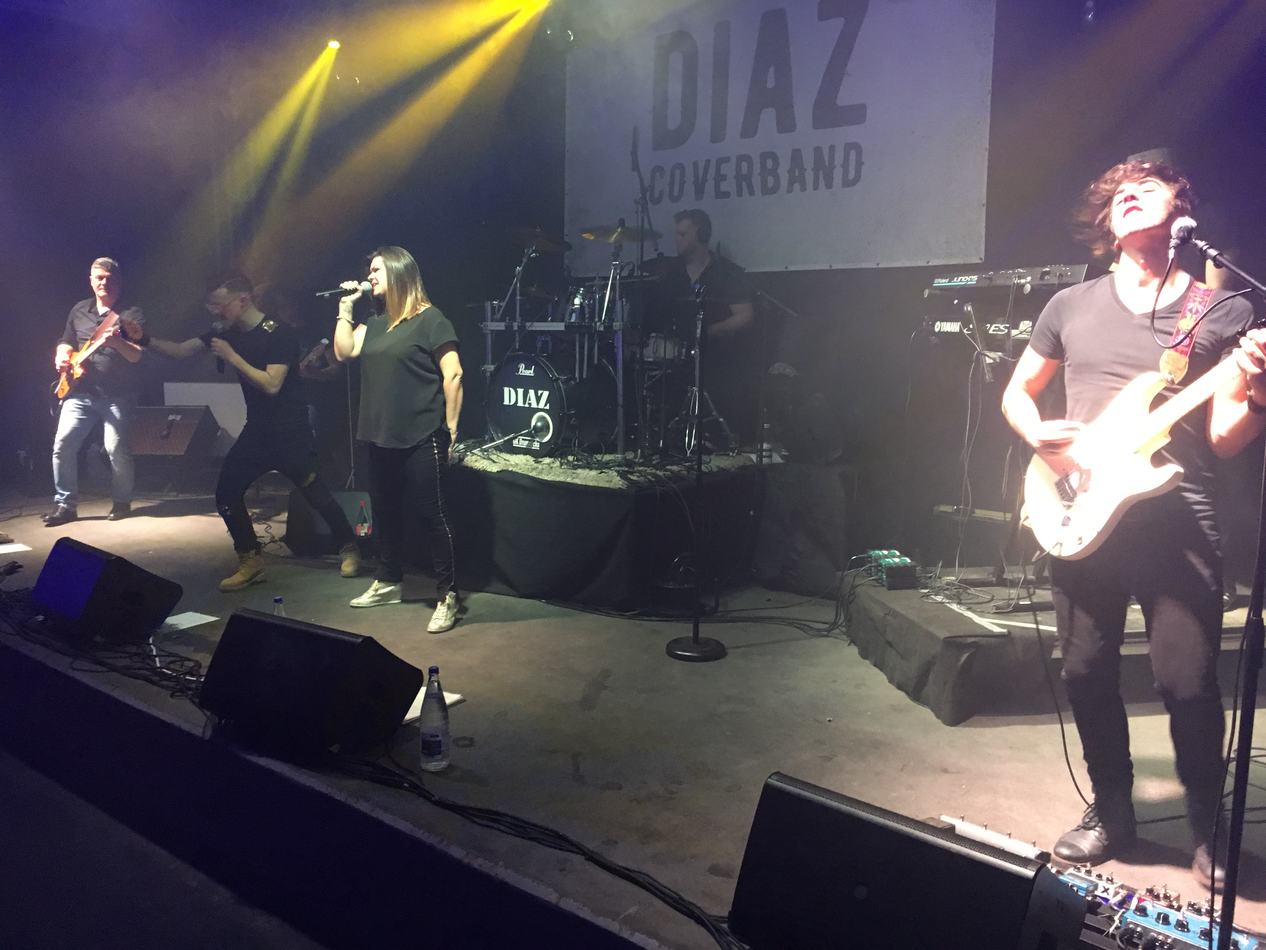 Coverband Diaz fanbal 2018_16