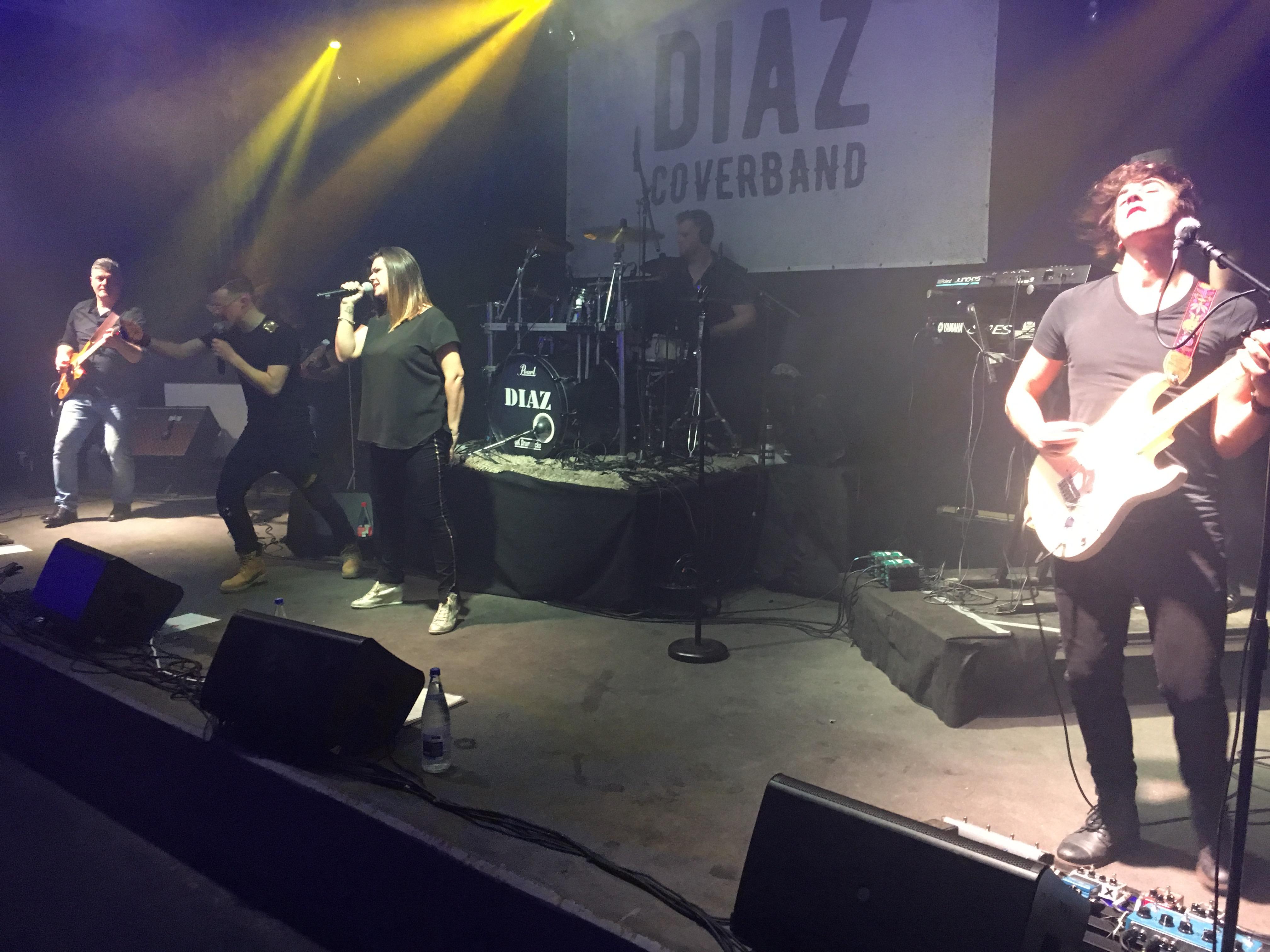 Coverband Diaz fanbal 2018_16