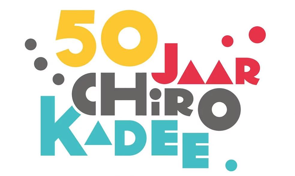 50 jaar Chiro Kadee
