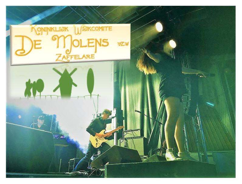 Wijkfeesten De Molens - 2019