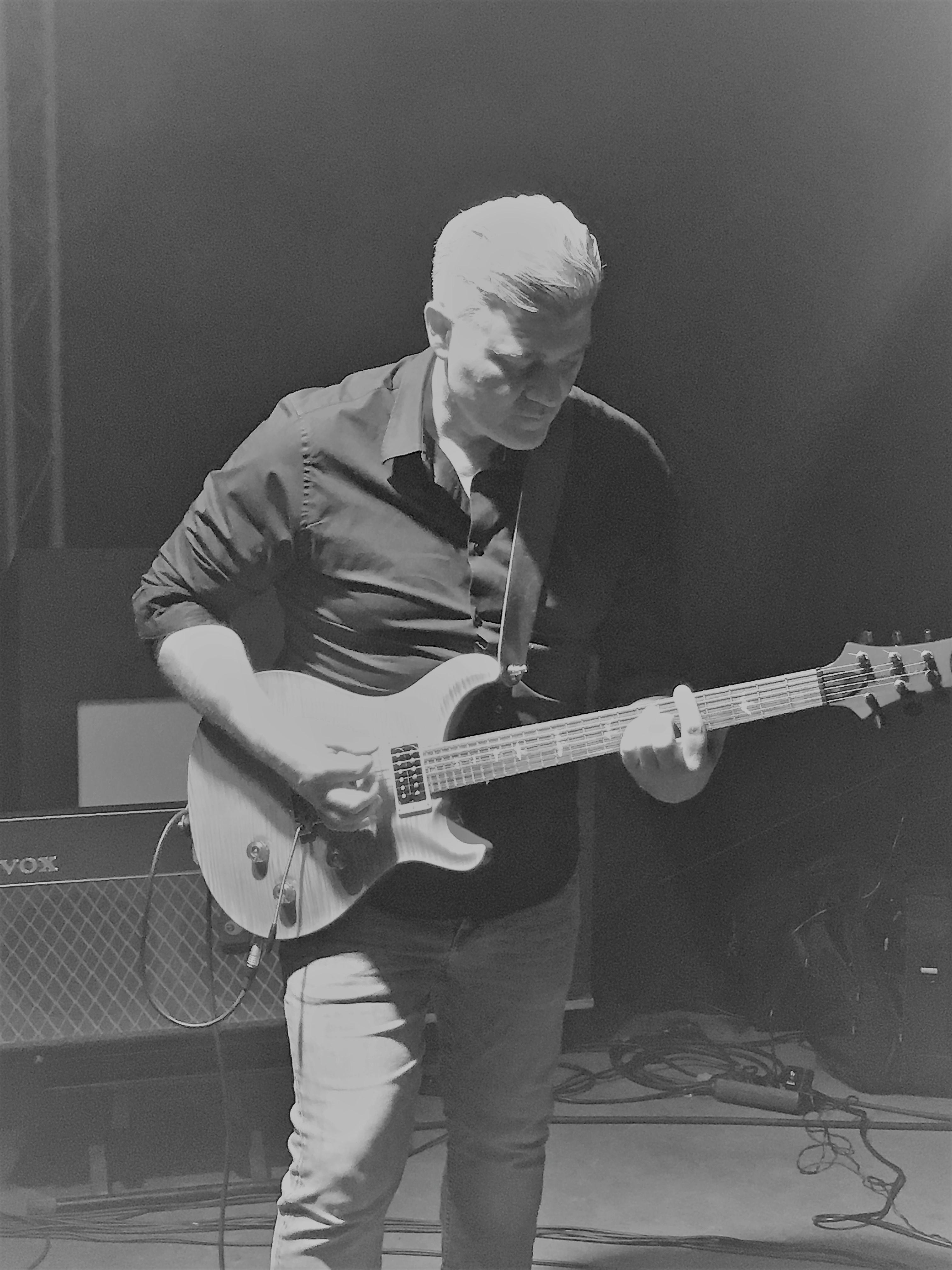 René Van Duysen - guitar